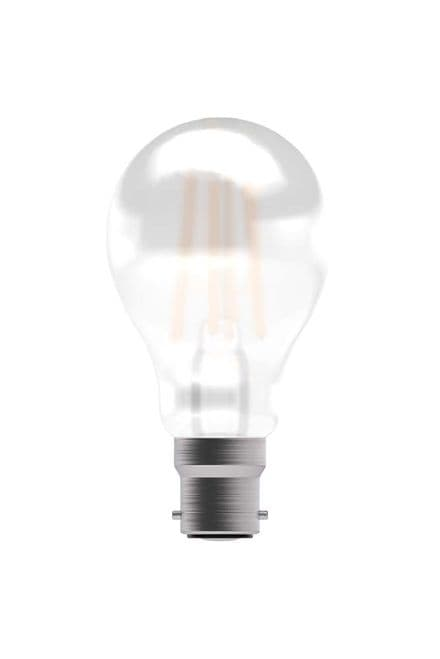 BELL 05288 6W LED Dimmable Filament GLS BC Satin 2700K